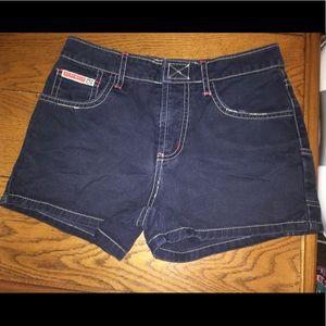 L.E.I. Jean Shorts Sz 10